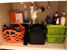 bathroom sink organizer ideas organizing under the bathroom sink ask anna