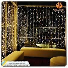 Led Light Curtain Curtain Lights Bedroom Outdoor Indoor Wedding Lights