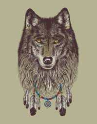 indian wolf design best designs