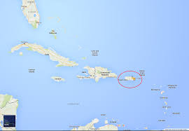 Map Of Puerto Rico Google Map Caribbean Pr Jen There Done That
