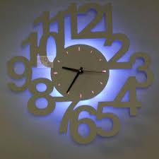 horloge murale cuisine horloge design cuisine amazing cool achat vente horloge