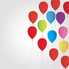 free balloons free balloon vector background freevectors net