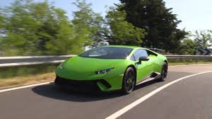 first lamborghini ever made lamborghini huracan performante faster louder and angrier