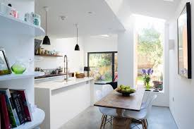 kitchen backdrop dream houses dark pendant lights stand out thanks to the white