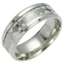 batman engagement rings online shop luminous men ring stainless steel batman men s rings