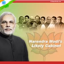 Latest Cabinet Ministers Narendra Modi U0027s Likely Cabinet Ministers My India