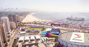 Olympics Venues La Olympics Curbed La