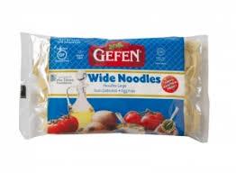 gefen noodles gefen noodles wide kedem food products