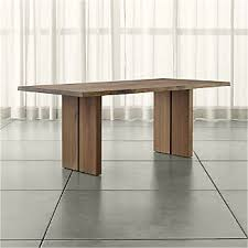 Dining Table Oak Oak Dining Tables Crate And Barrel