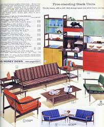 modern design furniture vt con tempo mid century modern furniture from sears 1963 the mid