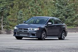 used 2013 mitsubishi lancer evolution for sale pricing