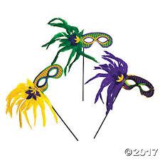 mardi gras feather masks gras feather masks