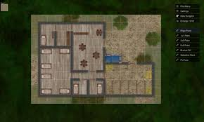 Linux Floor Plan by Illwinter U0027s Floorplan Generator