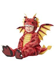 Infant Monster Halloween Costume Adorable Dragon Infant Costume