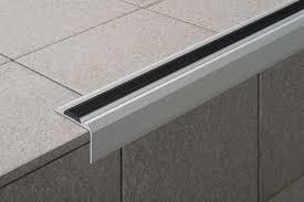 aluminum stair nosing pvc non slip protect r profilpas