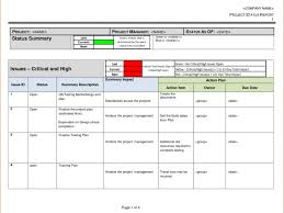 testing daily status report template project daily status report template excel and 5 project status