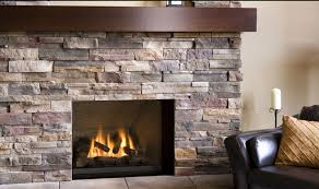 rustic stone fireplaces decorations modern rustic stone fireplace with wooden fireplace
