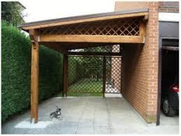 struttura in legno per tettoia realizzazione di una tettoia in legno nuova costruzione o pertinenza
