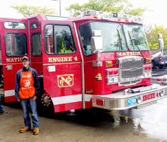 the home depot teams up with fire departments to support fire