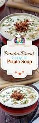 panera bread baked potato soup recipe potato soup creamy