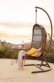 furniture unique and lovely swingasan chair for indoor or outdoor