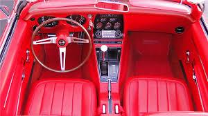 1968 corvette interior 1968 chevrolet corvette convertible 132911