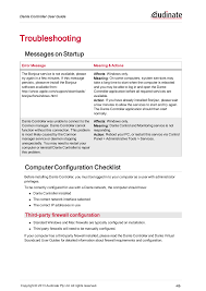 troubleshooting messages on startup computer configuration