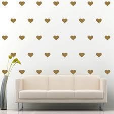 wall decal cute gold heart wall decals gold heart stickers heart gold heart wall decals little 180 pieces gold heart wall sticker diy wall decal removable art