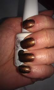 harmony gelish sweet chocolate angelish nails swindon pinterest
