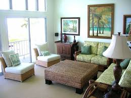 living room masculine living room in tropical style decor with