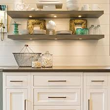 kitchen shelves design ideas shelves in lieu of cabinets design ideas