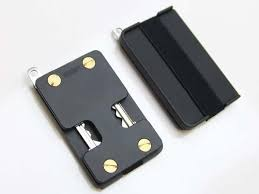 personal details resume minimalist wallet metal clippers the liquid wallet with key holder kydex and bushcraft