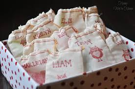 kids u0027 valentine craft personalized gift bags honey we u0027re home
