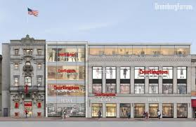 burlington coat factory black friday four story retail redevelopment underway at 160 16 jamaica avenue