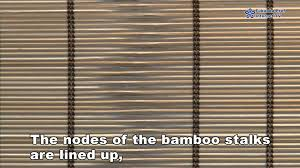 yame sudare traditional japanese blinds youtube