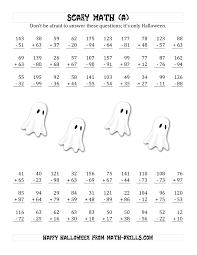 halloween halloween coloring pageath activities for