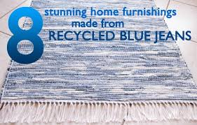 7 recycled denim designs for the home inhabitat green design
