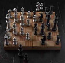 aluminum chess set images reverse search