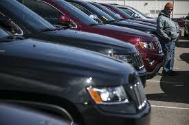 jeep 2016 inside u s auto sales show little growth despite consumer discounts