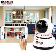interior home surveillance cameras aliexpress com buy daytech wifi ip 720p home security