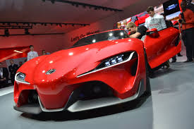 toyota new detroit 2014 a new supra by any other name toyota ft 1