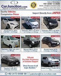 jeep pakistan car junction pakistan u2013 japanese used cars for sale in pakistan