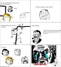 Troll Meme Comics - ragegenerator rage comic troll dad rage