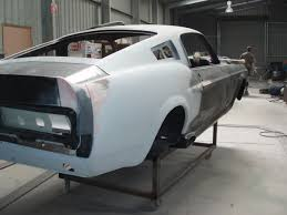 mustang kit car for sale damian s 1967 ford mustang fastback eleanor project 67mustangblog