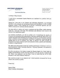 sample letter of recommendation from boss cover letter templates