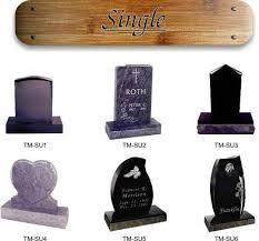 prices of headstones upright grave marker monuments and headstones