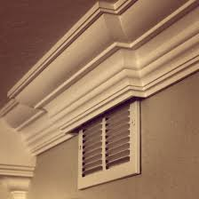 How To Add Crown Molding To Kitchen Cabinets How To Crown Around A Heater Vent Crown Moulding Designs