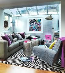 Grey Floor Living Room Copper Metallic Paint Living Room Contemporary With Grey Floor