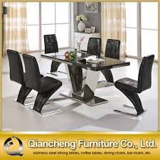 Stainless Steel Dining Room Tables by Marble Top Dining Table Marble Top Dining Table Suppliers And