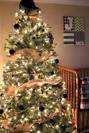Christmas Decorations For Real Tree by Modern Farm House Christmas Home Tour The Creek Line House